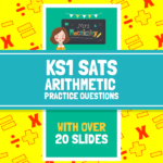 KS1 SATs Arithmetic Practice Question Powerpoint