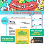Phonics Scheme Phase 5 Week 4