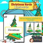 Christmas Flashcards Christmas Tree