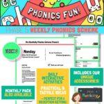 Phonics Scheme Phase 5 Week 3