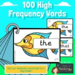 100 High Frequency Words on Fish