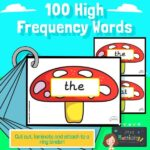 100 High Frequency Words on Mushrooms