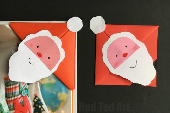 Father Christmas Bookmark