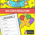 New Year's Resolutions Worksheet
