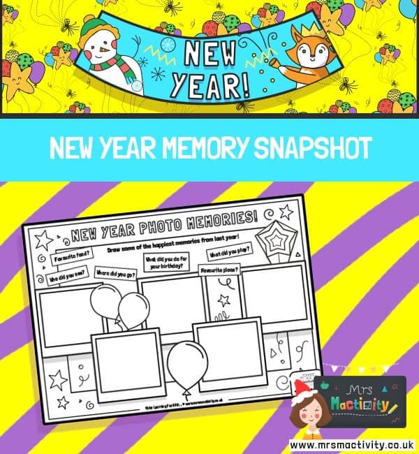 New Year Memory Snapshots