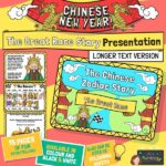 The story of chinese new year presentation