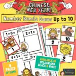 Chinese new year number bonds to 10 activity