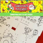 CHRISTMAS DOT TO DOT PAGES
