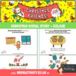 Christmas social story pdf