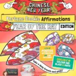 CNY Fortune Cookie Affirmations Year of the rat