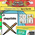CNY Word cards 2