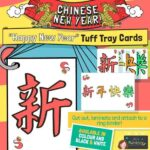 Chinese New Year Pattern Tracing Templates