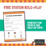 Fire station incident report preview