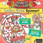 Chinese New Year Zodiac Spinners Activity