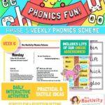 Phonics Scheme Phase 5 Week 6