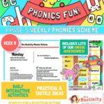 Phonics Scheme Phase 5 Week 5