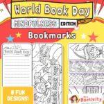 World Book Day Mindfulness Bookmarks