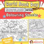 World Book Day Mindfulness Colouring