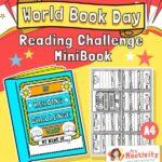 World Book Day Book Reading Mini Book