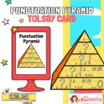 Tolsby Frame Punctuation Pyramid Display