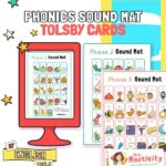 Tolsby Frame Phase 2 and 3 Sound Cards