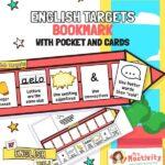 English Target Bookmarks