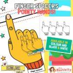 Finger Spacers - Hands
