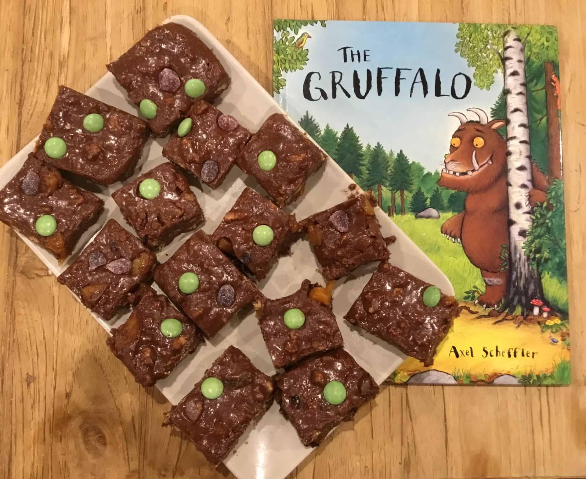 Gruffalo crumble recipe
