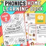 Age 4-5 Phonics Booklet (Phase 2)