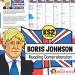 KS2 Boris Johnson Reading Comprehension