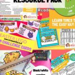 mixed age resource pack school closures
