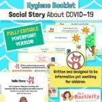 Coronavirus - COVID-19 Social Story Editable Version
