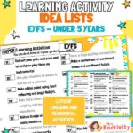 early years home learning pack