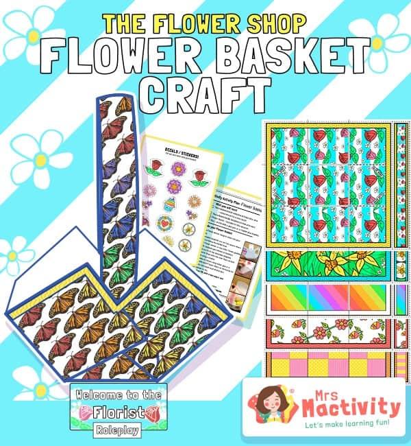 The Flower Shop Flower Baskets
