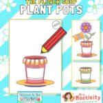 The Flower Shop Plant Pots