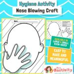 Nose Blowing Craft Activity