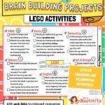 Lego Brain Building Activities