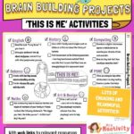 This is Me Brain Building Activities