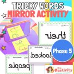 Phase 5 tricky mirrored words