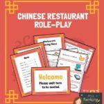 Chinese Restaurant Role-Play Pack