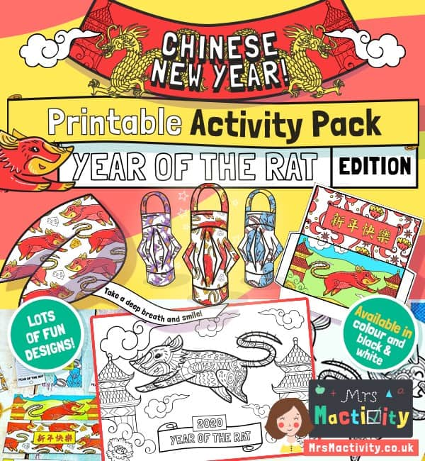 year of the rat resource pack