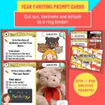 Year 1 Writing Prompt Cards