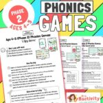 Age 4-5 (Phase 2) Phonics Games and Activities
