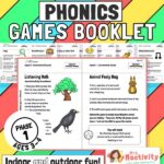 Age 3-4 (Phase 1) Phonics Games and Activities