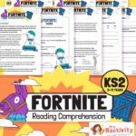 KS2 Fortnite Reading Comprehension