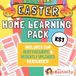 Age 5-7 (KS1) Easter Home Learning Resource Pack