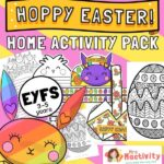 Early Years Easter Home Learning Activity Pack