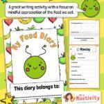 Very Hungry Caterpillar Food Diary