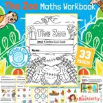 Zoo maths workbook