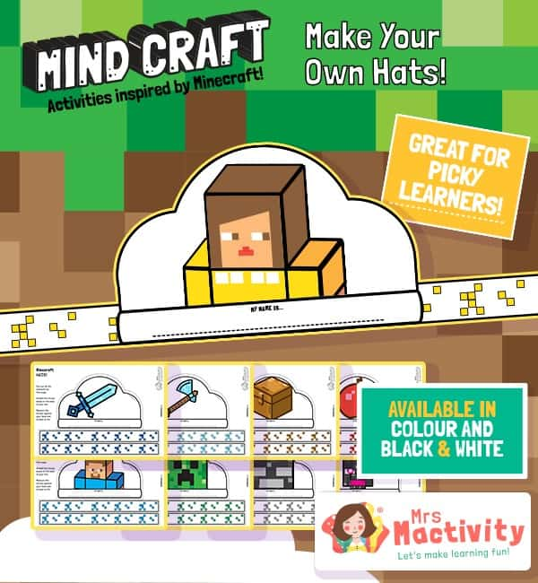 Mind-Craft Make Your Own Hats